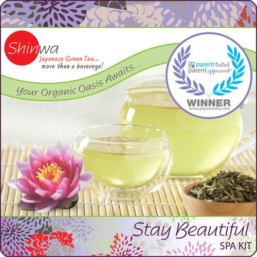 Stay Beautiful Spa Kit Gift Box