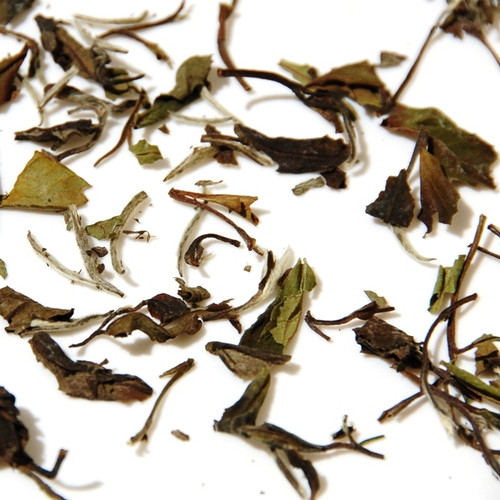 White Peony / Bai Mutan  Organic tea leaves