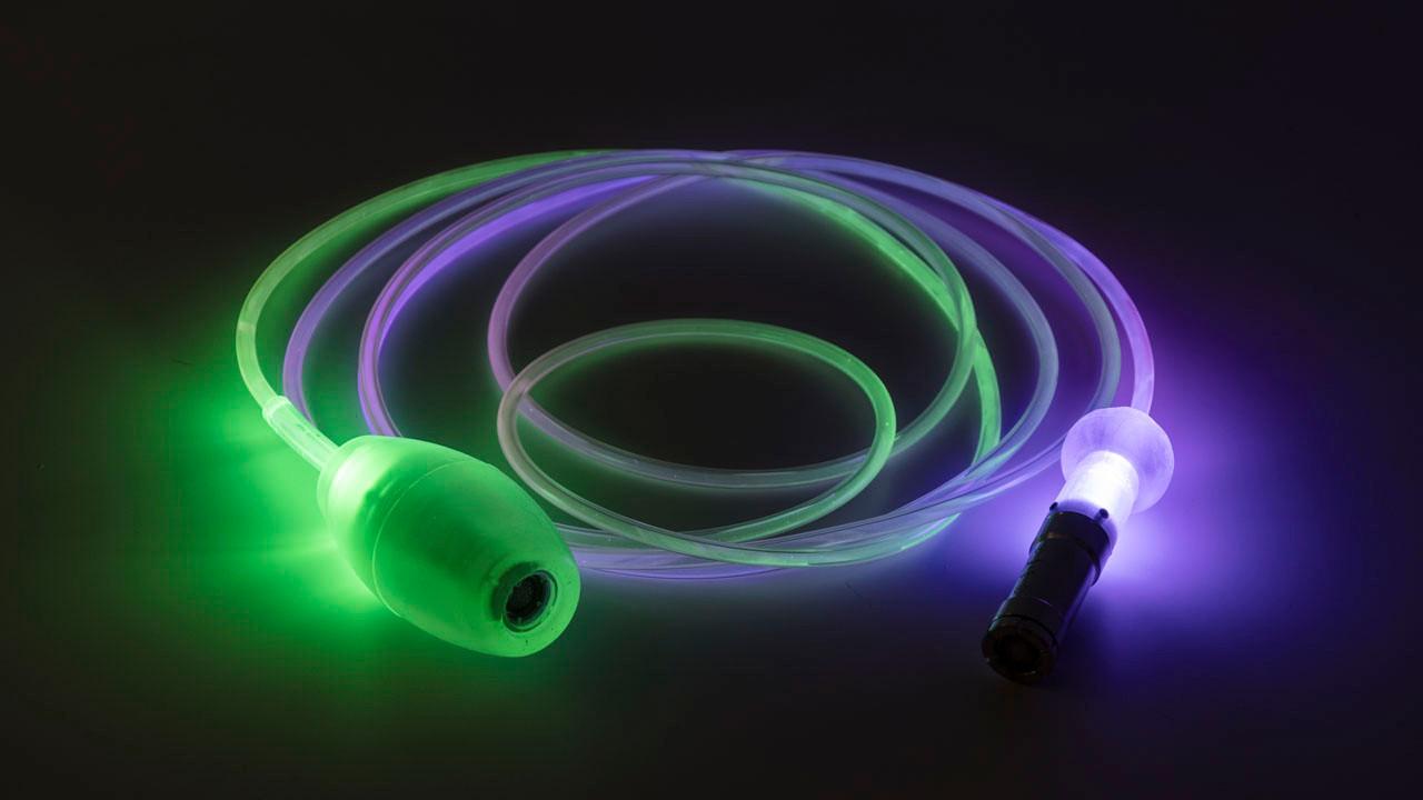 SpinOptic Rope Dart - Double illumination