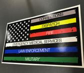 Services Flag
