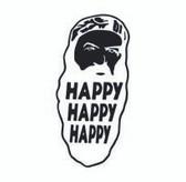 Phil Robertson Happy Happy Happy Sticker