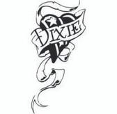Dixie Sticker