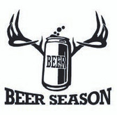 Beer Season Sticker