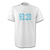 93:20 Aguero Word Cloud T-Shirt and Mug Set