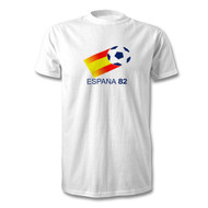 Retro Espana '82 T-Shirt-Free UK Delivery
