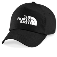 NUFC North East 5 Panel Baseball Cap - Free UK Delivery