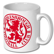Boro Mug - Free Matching Coaster - Free UK Delivery