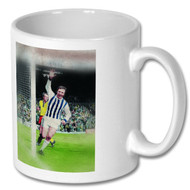 Jeff Astle, WBA Legend Mug - Free UK Delivery
