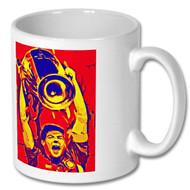 Steven Gerrard, Champions League Mug - Free UK Delivery