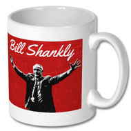 Bill Shankly - Legends Mug - Free UK Delivery