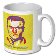 Dennis Bergkamp - Legends Mug - Free UK Delivery