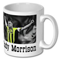 MCFC Andy Morrison Mug - Free UK Delivery