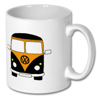 Hull City VW Camper Van Mug