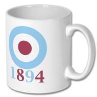 MCFC 1894 Mug - Free UK Delivery