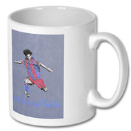 Lionel Messi - more than a footballer - Mug - Free UK Delivery