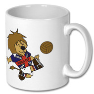 1966 World Cup Willy Mug - Free UK Delivery
