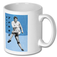 MCFC Neil Young Full Colour Mug - Free UK Delivery