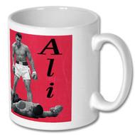 Muhammad Ali Full Colour Mug - Free UK Delivery