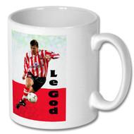Saints - Matt Le Tissier Le God Mug - Free UK Delivery