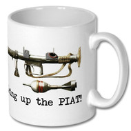 Al Murray Special - Bring Up The PIAT! Mug - Free UK Delivery