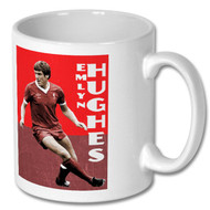 LFC Emlyn Hughes Full Colour Mug - Free UK Delivery