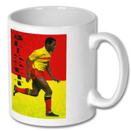 Watford FC - Luther Blissett Legend Mug - Free UK Delivery