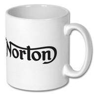 Retro Norton Mug - Free UK Delivery