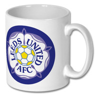 Retro Leeds United Mug Collection - Free UK Delivery