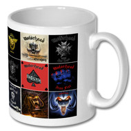 Motorhead Album Mug and Coaster Set - Free UK Delivery