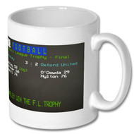 Barnsley - Football League Trophy Final - Ceefax Mug
