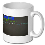 Nottsborough FC County Cup Ceefax Mug - Free UK Delivery