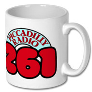 Retro Piccadilly 261 Mug - Free UK Delivery