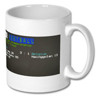 Wales Euro's 1/4 Final Win - Ceefax Mug - Free UK Delivery