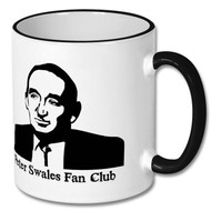 Peter Swales Fan Club Mug - Free UK Delivery