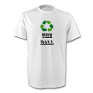 Recycle The Ball T-Shirt - Free UK Delivery