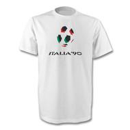 Retro Italia 90 - T-shirt - Free UK Delivery