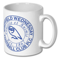 Retro Sheffield Wednesday Mug - Free UK Delivery