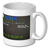 Marine FC Cup Final 2016 Ceefax Mug - Free Delivery