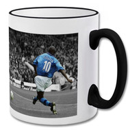 MCFC Goater Legends Mug - Free UK Delivery