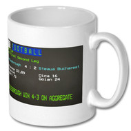 Boro UEFA Cup Semi Final Ceefax Mug - Scott Wilson's Choice