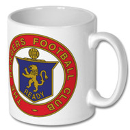 Rangers FC Retro Mug - Free UK Delivery