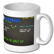 1966 England World Cup Win Ceefax Mug - Free UK Delivery