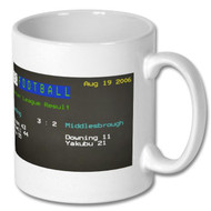 Reading 3 : Middlesbrough 2 Ceefax Mug