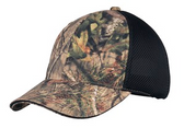 Port Authority Camouflage Cap with Air Mesh Back. C912.