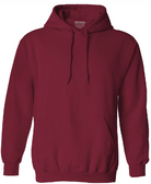 Joe's USA Hoodies - Hooded Sweatshirts in 62 different Colors
