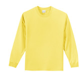 Port & Company - Youth Long Sleeve Essential T-Shirt. PC61YLS