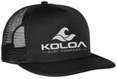 Koloa Surf Co. Mesh Back Poly-Foam Trucker Hats in 8 Colors