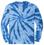 Royal Blue tie-dye