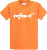 Orange Sherbet / White logo