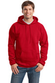 Hanes Ultimate Cotton - Pullover Hooded Sweatshirt. F170.